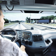 Tempi di guida e riposo camion